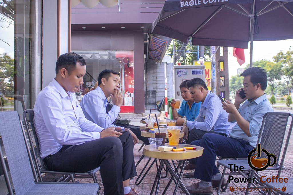 The Power Coffee quận 12